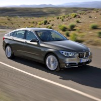 The all-new BMW 5 Series Touring