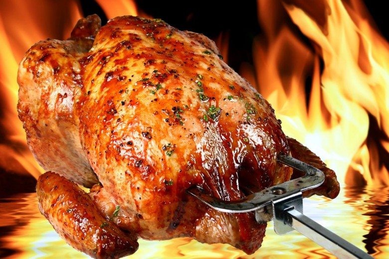 Курица гриль - доставка на дом!
